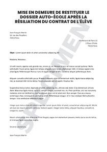 Documents prêts à l\'emploi | Startdoc