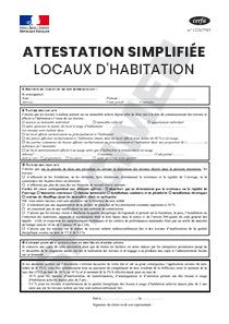 lattestation tva simplifiée formulaire cerfa 13948